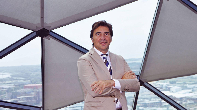 El consejero delegado de Hesperia, Jordi Ferrer. (Hesperia)