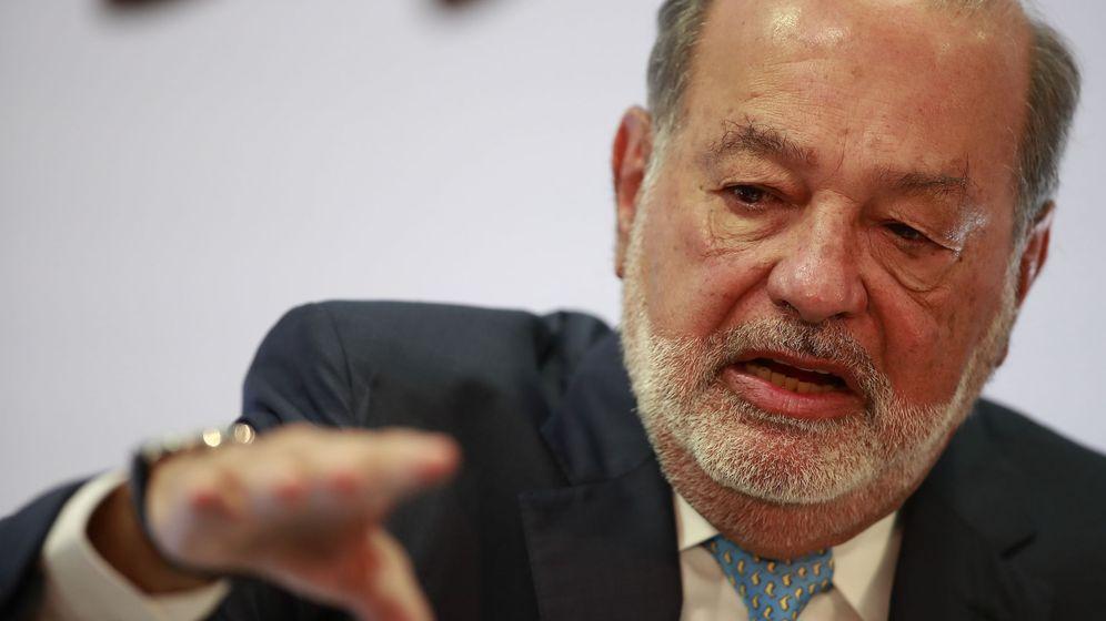Foto: El empresario mexicano Carlos Slim. (Reuters)