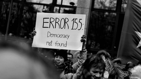 La democracia pierde fuelle