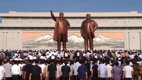Emoción en el 25º aniversario de la muerte de Kim Il Sung, fundador de Corea del Norte