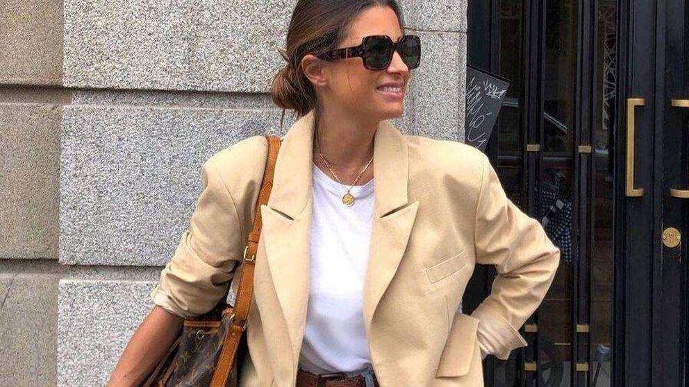 María Valdés muestra en Instagram la camisa más espectacular de Zara, pero es que hay otras dos más ¡igual de bonitas!