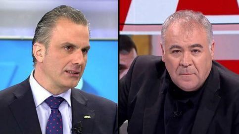 Javier Ortega Smith (Vox) pide disculpas a La Sexta