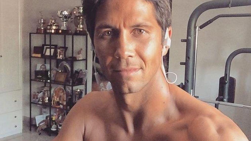 Fernando Verdasco presume de cuerpo de Adonis en la piscina