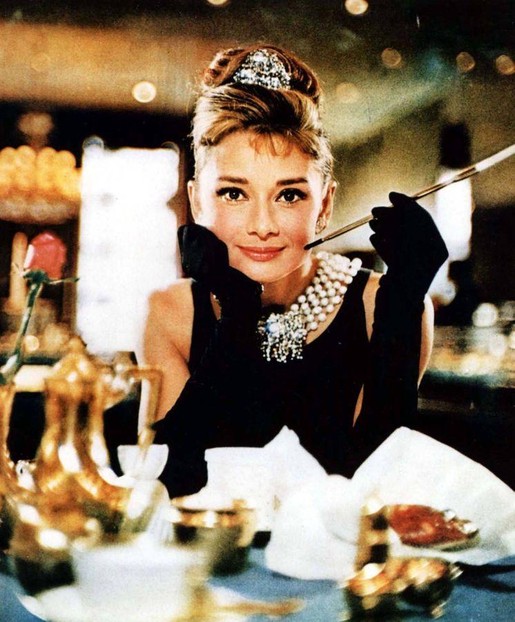 Foto: Audrey Hepburn, en la inolvidable 'Desayuno con diamantes'.