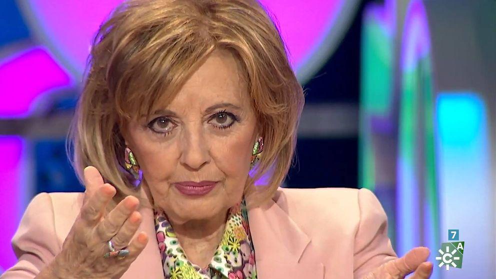 María Teresa Campos, a Toñi Moreno: Me has fallado por cobarde