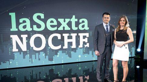 'La Sexta noche' (9,2%) registra su segunda mejor marca del año