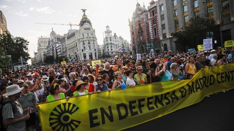 Admitido el recurso del PSOE contra la moratoria de multas en Madrid Central