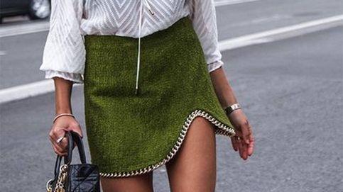 La falda verde low cost que las expertas han convertido en viral