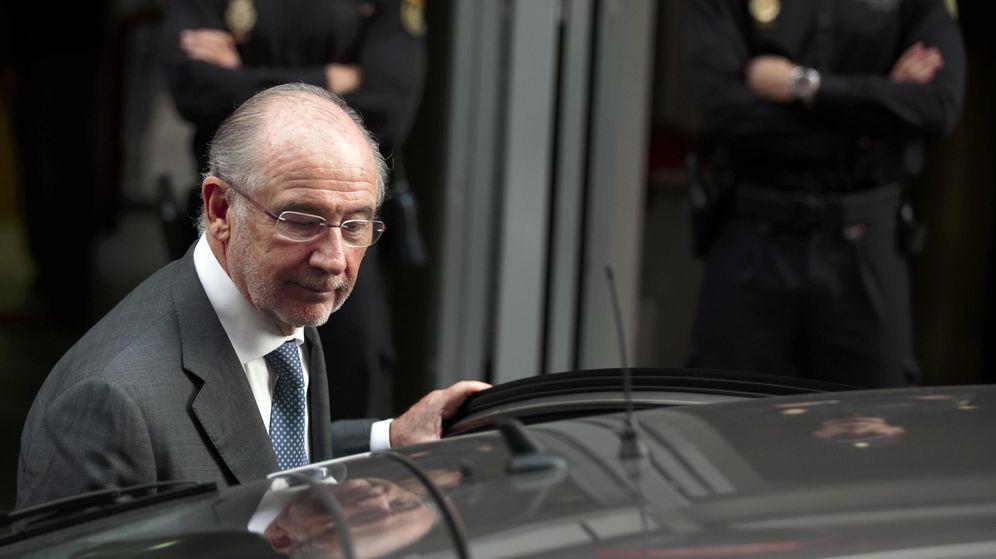Foto: El expresidente de Bankia Rodrigo Rato. (Reuters)