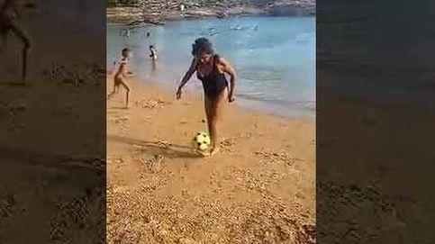 La abuela brasileña que lleva el 'joga bonito' en la sangre