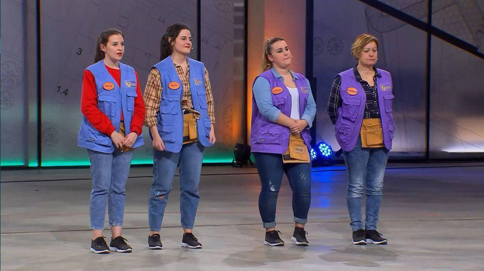 Foto: Parejas propuestas para la expulsión, en 'Masters de la Reforma'. (Antena 3)