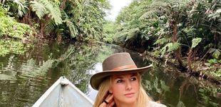 Post de ¿Genoveva Casanova o Cocodrilo Dundee? Su verano más salvaje en el Amazonas
