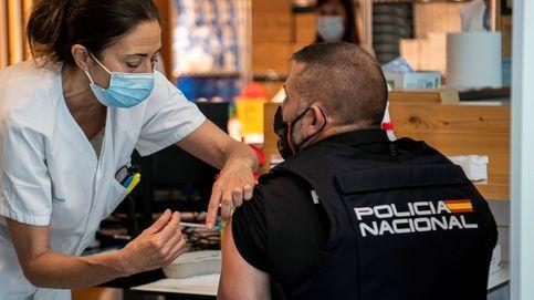 El éxito del plan de vacunación de España: ya ha puesto más primeras dosis que EEUU