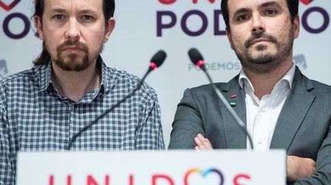 Podemos e IU reeditan el acuerdo del 26-J y en Madrid Sol Sánchez será la número dos