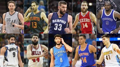 Las notas de los diez españoles de la NBA: quién aprueba y quién suspende