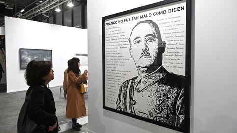 Franco, Juan Carlos I y algún cerdo: así es ARCO 2020