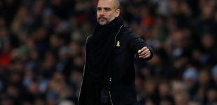 Post de La federación inglesa multa a Guardiola con 22.500 euros por lucir el lazo amarillo