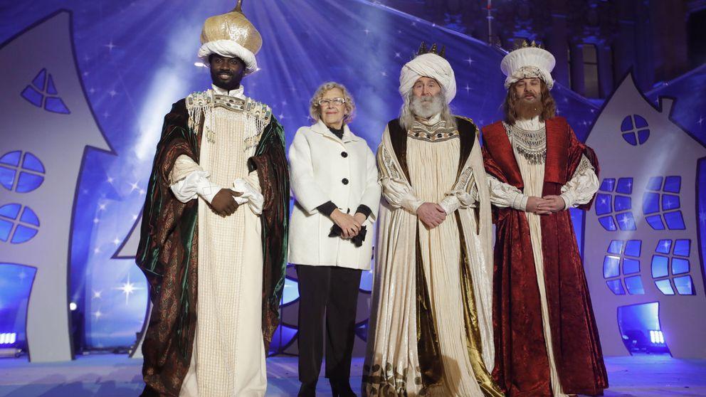 Los Reyes Magos llegan a Madrid: recorrido y horario de la cabalgata