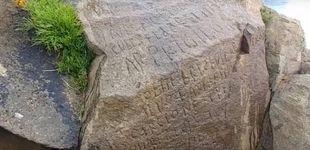 Post de El enigma de la otra 'piedra Rosetta': un antiguo naufragio con 2.000€ de premio