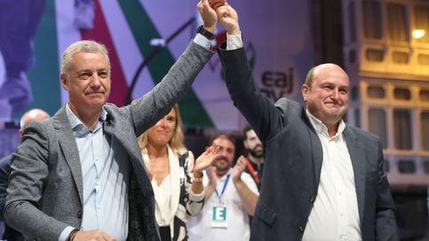 El PNV incrementa su poder, Bildu logra su techo y el PP y Podemos sufren un descalabro