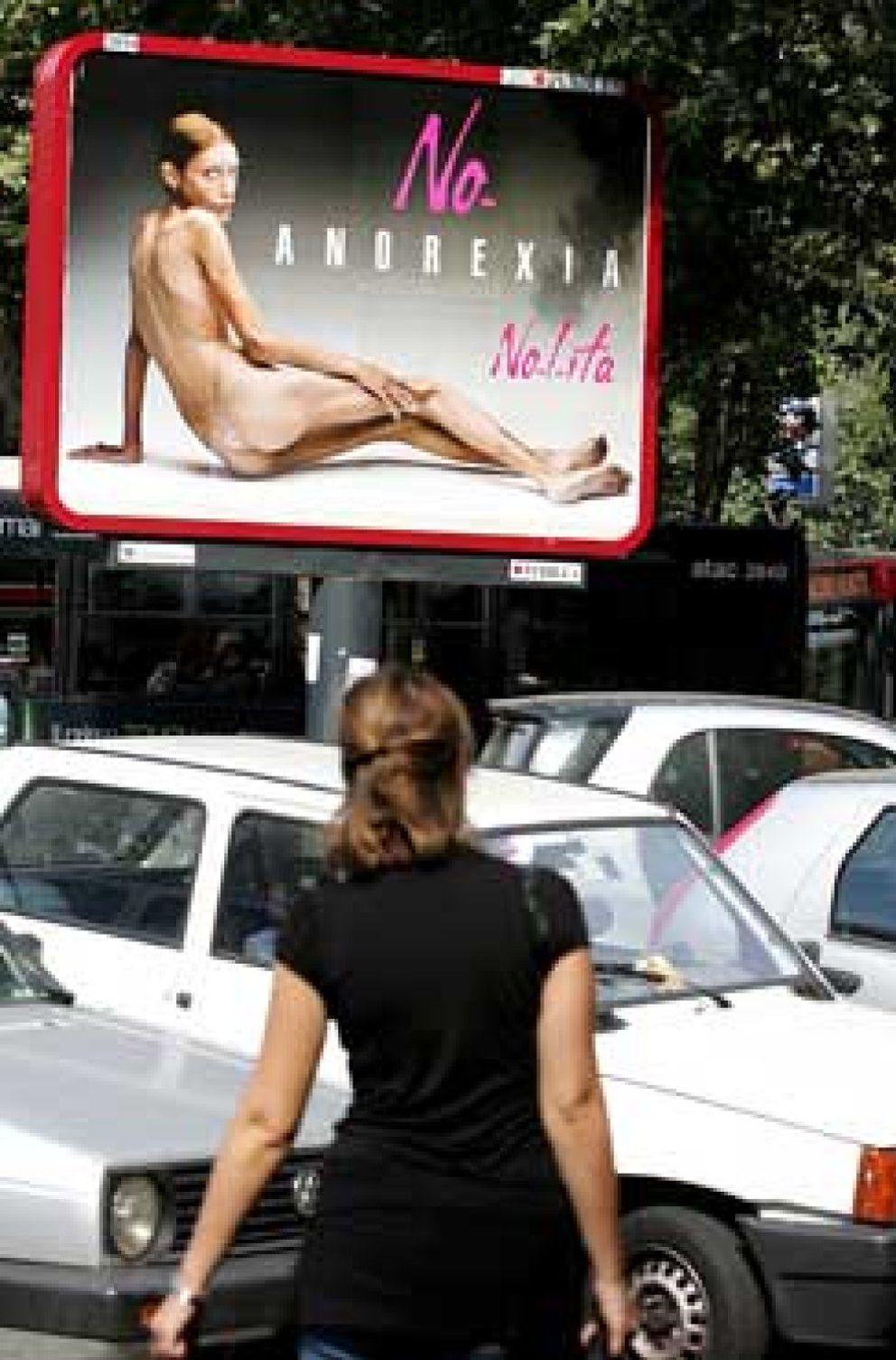 Foto: La anorexia al desnudo