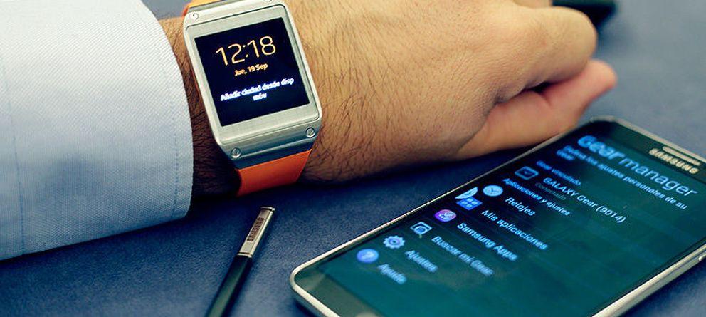 Foto: Probamos el Galaxy Gear, el reloj -poco- inteligente de Samsung