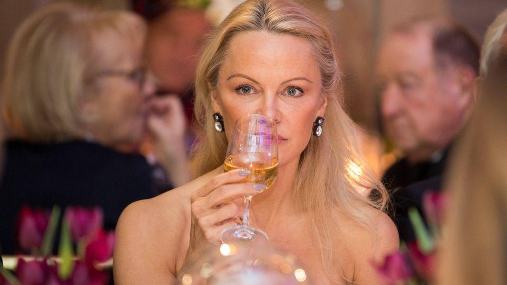 Pamela Anderson, una treintañera de casi 50 años en París