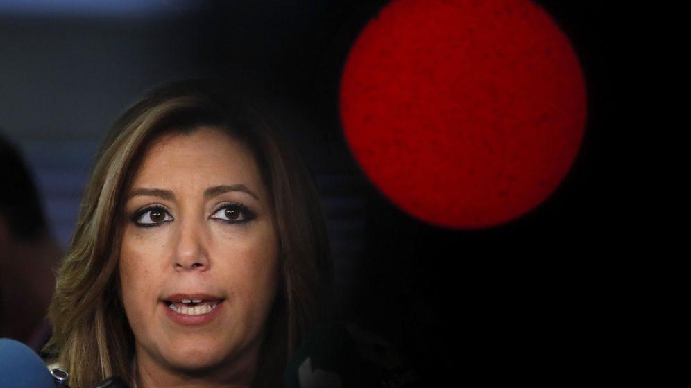 Foto:  La presidenta andaluza y candidata a la Secretaría General del PSOE, Susana Díaz. (EFE)