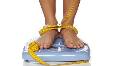 La cantidad de peso que deberías adelgazar al mes, según los expertos