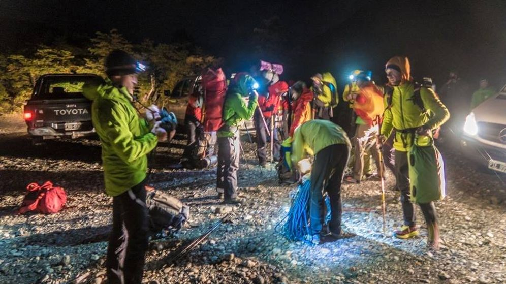 Foto: Imágenes de la operación rescarte. (Gianpaolo Calzà)