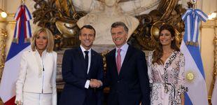 Post de El cara a cara de Brigitte y Awada en el G20 (al que podría sumarse Begoña Gómez)