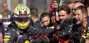 Post de El chantaje que preparaba Red Bull tras la victoria de Max Verstappen