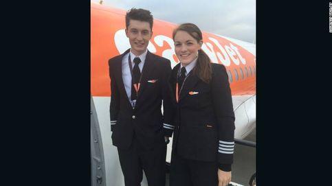¿Te atreves a volar con ellos? Son la piloto y el copiloto más jóvenes del mundo