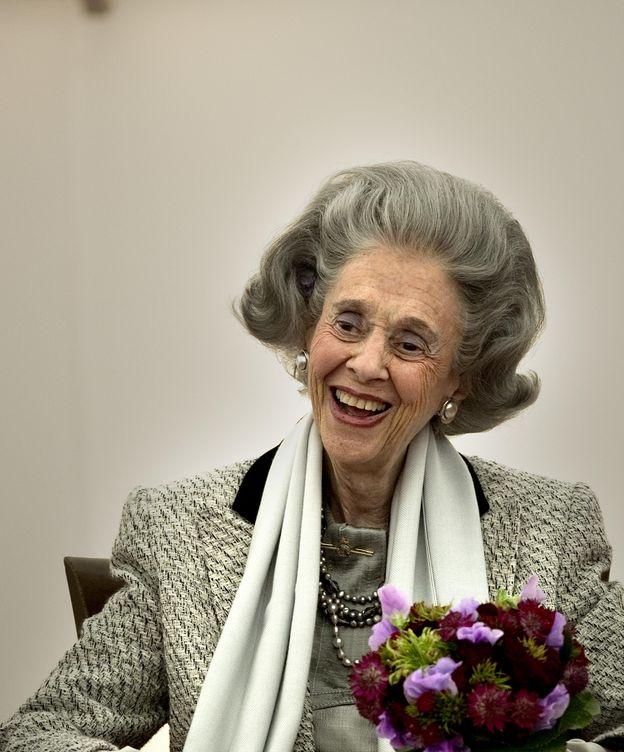 Foto: La reina Fabiola en una imagen de archivo (Gtres)