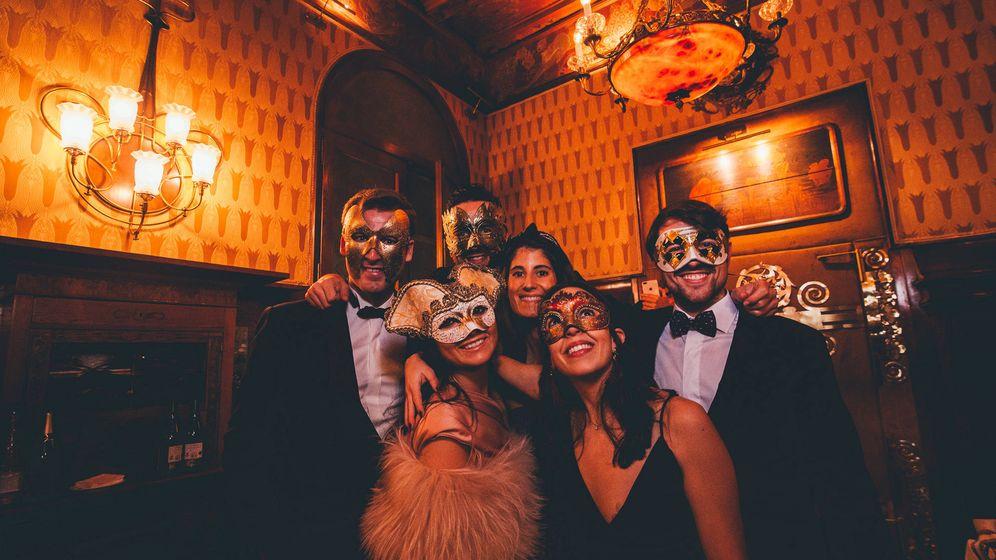 Foto: Masquerade Ball.