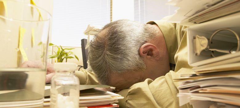 Foto: Cualquier trabajo puede ser estresante, pero hay oficios especialmente predispuestos al mismo. (Corbis)