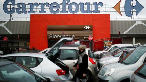 Carrefour se desploma tras la oposición del Gobierno galo a una posible fusión