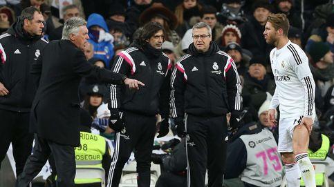 Ancelotti no es tonto y Ramos en el medio no es un pulpo en un garaje