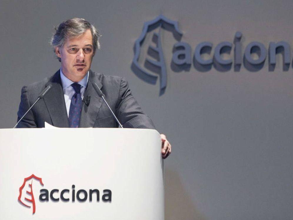 Foto: José Manuel Entrecanales, presidente de Acciona.