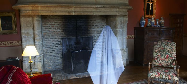 Foto: La visión de fantasmas puede explicarse a través de numerosos fenómenos científicos. (Corbis)