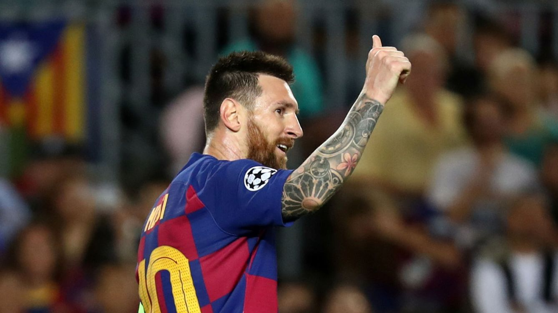 La motivadora frase de Messi en el descanso que ayudó al Barcelona a remontar al Inter