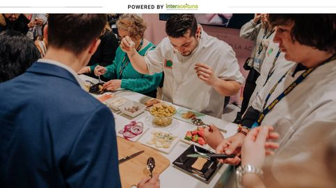 Más de 200 cocineros reinventa la aceituna para convertirla en 'gourmet'