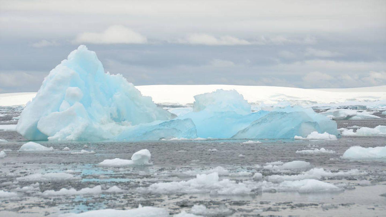Iceberg en las Islas Fish. (Wikipedia)