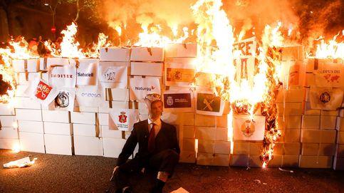 Conflicto aquí y ahora. El independentismo radical se mueve para el 14-F