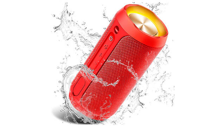 Altavoz portátil Bluetooth impermeable de Coocheer
