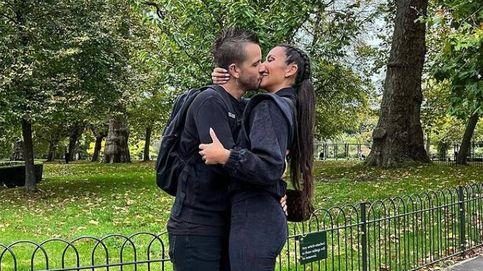 El aniversario de boda al estilo londinense de Cristina Pedroche y David Muñoz