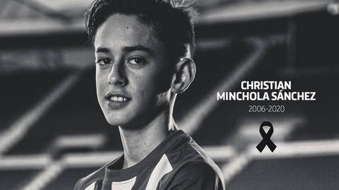 Fallece una de las mayores promesas de la cantera del Atlético de Madrid a los 14 años