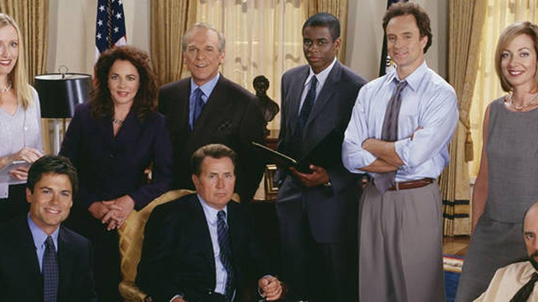 La ficción de Aaron Sorkin, 'El ala oeste de la Casa Blanca', contaba los entresijos del equipo del presidente.