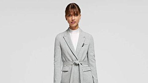 De vestidos a pijamas: los básicos de Karl Lagerfeld, al alcance de un clic