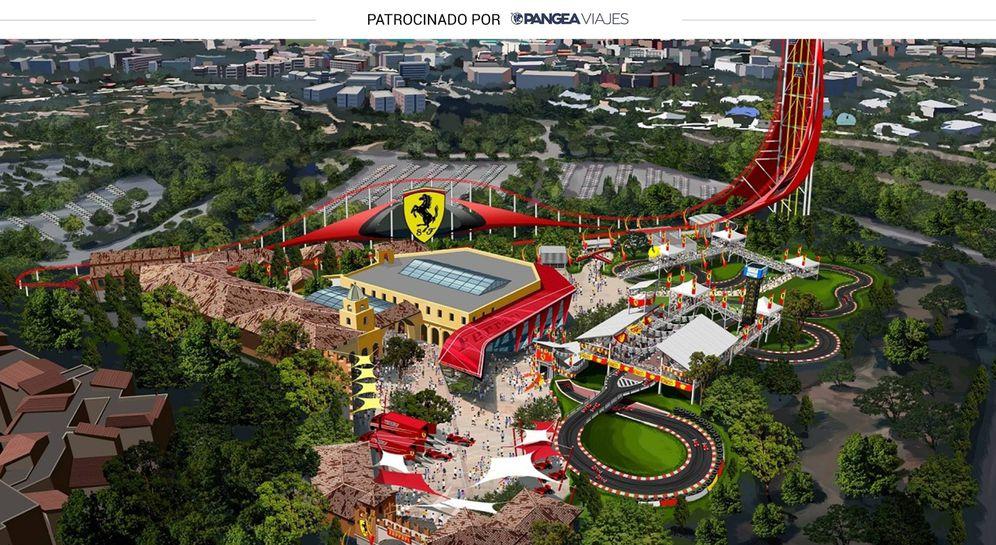 Foto: Ferrari Land (Shutterstock)